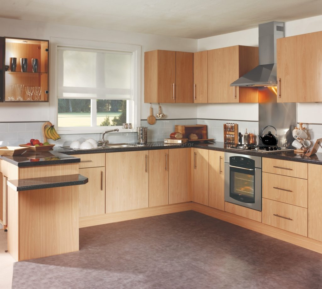 for Fitted kitchen designs